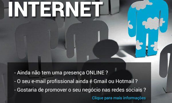 Como colocar o seu negócio na internet