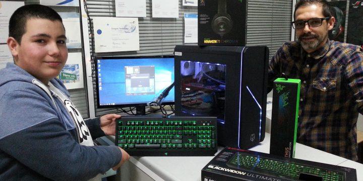 Computador Gaming II