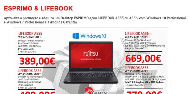 Semana Especial Fujitsu