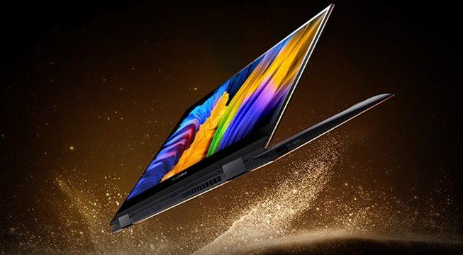 Apresentamos o novo ASUS ZenBook Flip S