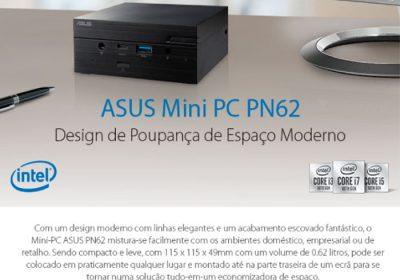 Barebone Asus VIVO Mini PC