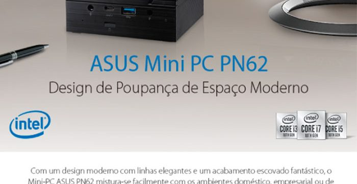 Barebone Asus VIVO Mini PC